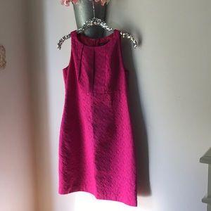 Magenta/Hot Pink Dress